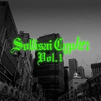 Sollisai Cypher, Vol. 1 (feat. Devoid, Mathura Mb, Marvellous Vish, Blk, Secular & Dj Prinze)