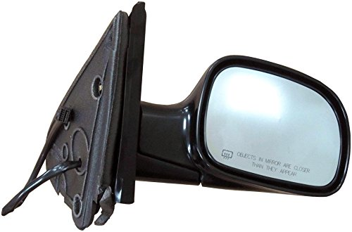 Price comparison product image Dorman 955-1162 Passenger Side Power Door Mirror - Heated / Folding for Select Chrysler / Dodge Models,  Black