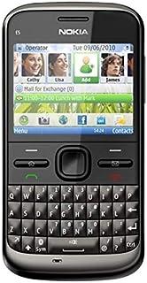 Nokia E5 (250 MB, Carbon Black)