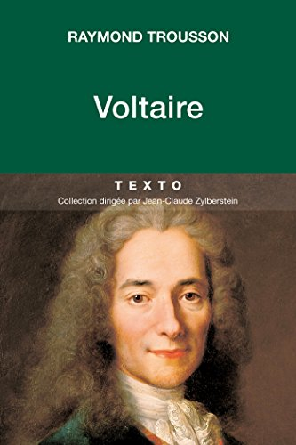 Voltaire (BIOGRAPHIES) (French Edition)