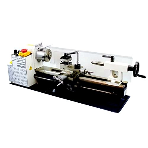 Find Discount 7 X 14 Mini Metal Lathe 2500RPM 550W Variable Speed DC Motor 120v/60hz 3/4hp Skroutz