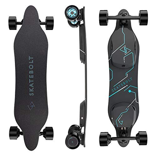 SKATEBOLT Electric Skateboard Breeze II Electric...