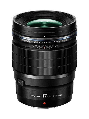 Olympus M.Zuiko デジタルED 17mm F1.2 PROレンズ マイクロフォーサーズカメラ用