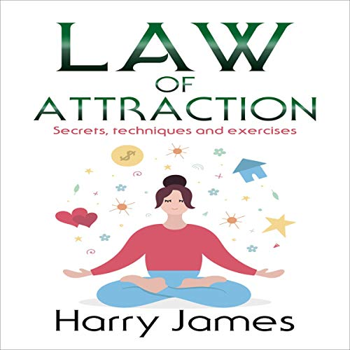 Law of Attraction: Secrets, Techniques and Exercises Titelbild
