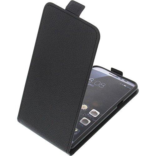 foto-kontor Tasche für coolpad Max Smartphone Flipstyle Schutz Hülle schwarz