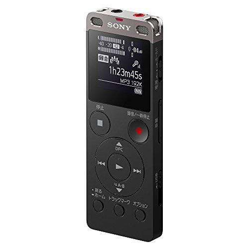 SONY(ソニー)『ステレオICレコーダー(ICD-UX565F)』