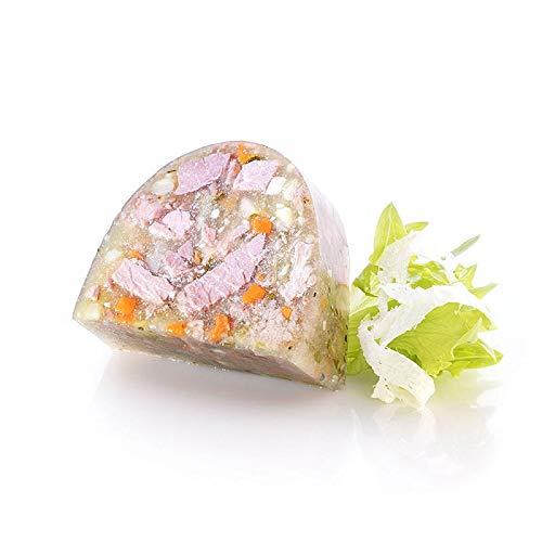 Tafelspitzsülze, mit Gemüse & Meerrettich, TK, 500 g
