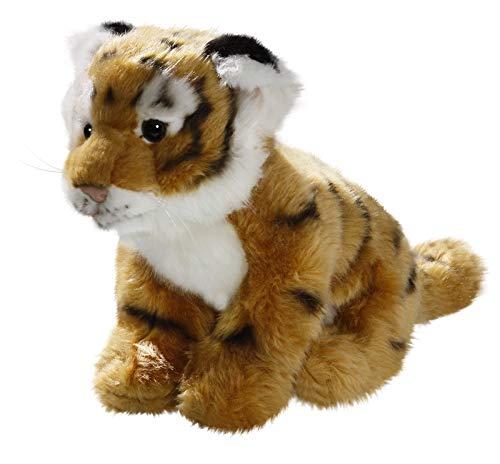 Carl Dick Peluche - Tigre marrón (Felpa, 25cm) [Juguete] 3109004