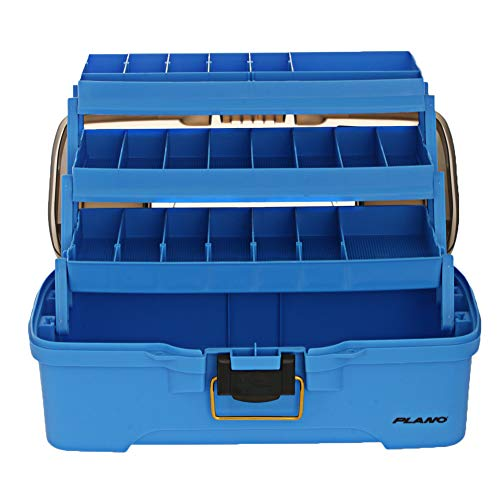 Plano PLAMT6231 Fishing Equipment Tackle Bags & Boxes, Bright Blue/Black, One Size