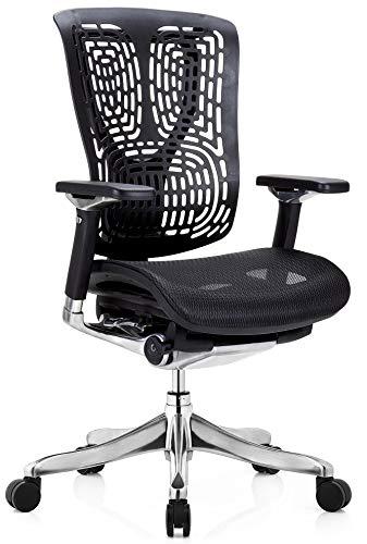 GM Seating Ergobilt High-Back Ergonomic Executive Task Mesh Swivel Office Desk Chair