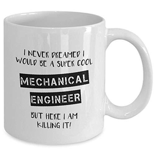 Ingeniero mecánico, Ingeniero, regalos de ingeniero, regalo para él, taza de ingeniero, taza de graduación, regalo mecánico, regalos para mecánico, mecánico