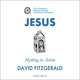 Jesus: Mything in Action, Vol. II cover art