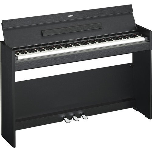 Yamaha Arius YDP-S52 88-Weighted Key Digital Console Piano (Black)