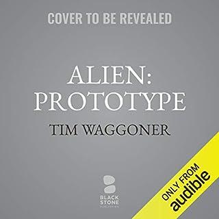 Alien: Prototype audiobook cover art