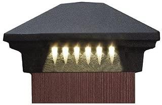 DEKOR Rondi LED Post Cap Light, 5-1/8