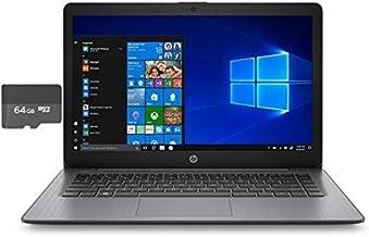 Newest HP Stream 14'' HD Chromebook | Intel Celeron N4000 Processor | 64GB eMMC | 4GB Memory | Office 365 (1 Year) | Windo...