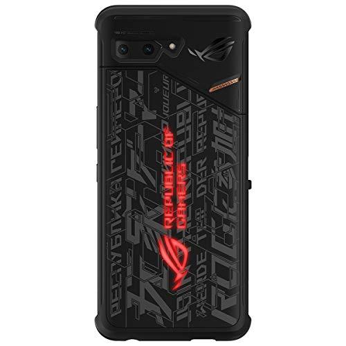 ASUS Lighting Armor Case Schutzhülle, schwarz, ASUS ROG Phone II