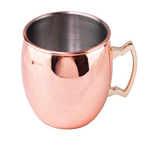 100/% de cuivre 300ml de verre à boire tasse gobelet tasse santé yoga ayurveda
