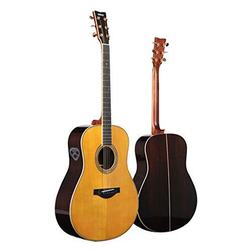 Instrumentos musicales Guitarra eléctrica Yamaha LL-TA VT Junta Folk eléctricos Box Principiante...