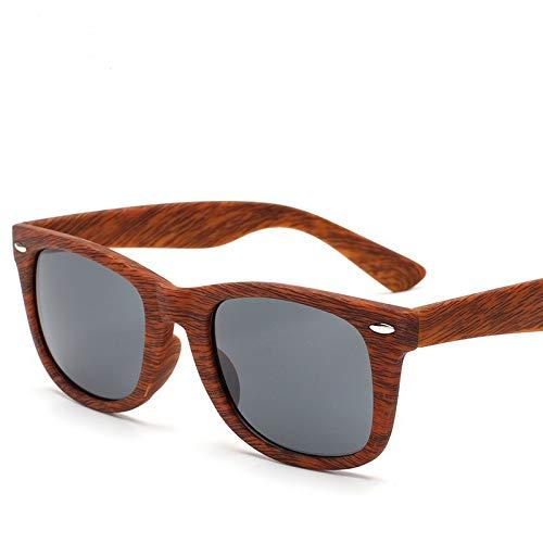 CHENG/ CHENG 2018 mode halb randlose nachahmung holzmaserung sonnenbrille männer frauen halbbild sonnenbrille klassische eyewear