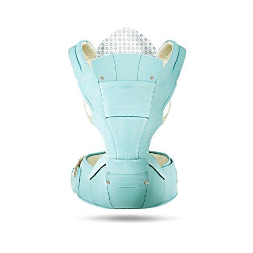 QIDI Porte-bébé Prise Avant Respirant Confortable Polyester Baby Sling
