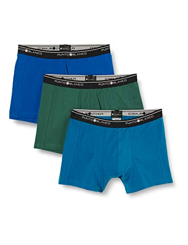 Punto Blanco Herren Basix Boxershorts, Multicolor, 44
