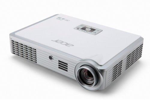 Acer K335 DLP LED-Projektor (WXGA 1280 x 800 Pixel, 1,000 ANSI Lumen, Kontrast 10.000:1)