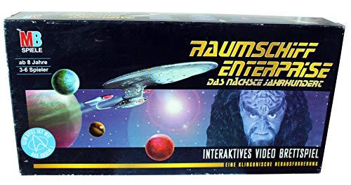 Raumschiff Enterprise (Star Trek - das nächste Jahrhundert - Interaktives Video Brettspiel
