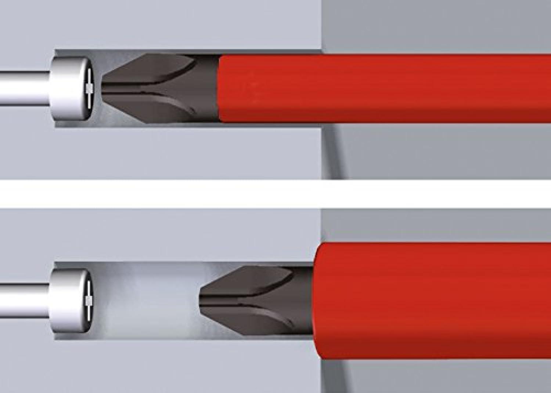 Wiha Schraubendreher Set SoftFinish electric slimFix TORX 6-tlg. (36558) B007IVS2UE | Erste Gruppe von Kunden