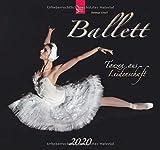 Ballett - Tanzen aus Leidenschaft: Original Stürtz-Kalender 2020 - Mittelformat-Kalender