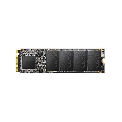 ADATA XPG SX6000Lite 256GB M.2 Interne Solid State Drive SSD-Festplatte, schwarz