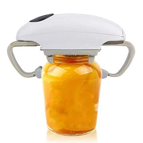 Automatischer Öffner One Touch Jar Dosen Kanister Flasche elektrische Hände Freie Bedienung Küchenwerkzeuge Gadgets Home Helper