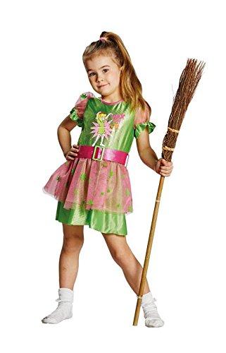 Rubie's Bibi Blocksberg Kinder Kostüm zu Halloween Karneval Fasching Gr.128