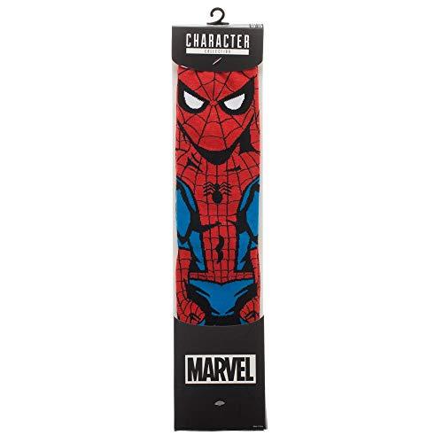 Product Image 2: Spider-Man Crew Socks Marvel Spider-Man Socks – Spider-Man Accessories Marvel Socks – Spiderman Gift