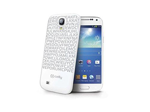 Celly Message - Funda para Samsung Galaxy S4 Mini, color blanco