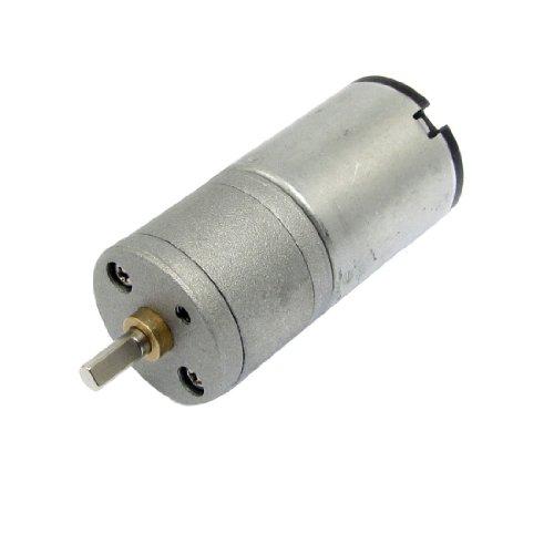 Aexit Reparatur des elektrischen Getriebemotors des Teils 25GA DC 6V 25RPM 50mA (96bb2c2a63304c36b5e61963fa44108e)
