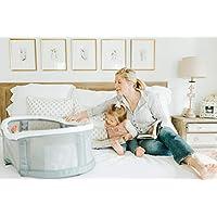 Baby Delight Snuggle Nest Peak Portable Bassinet