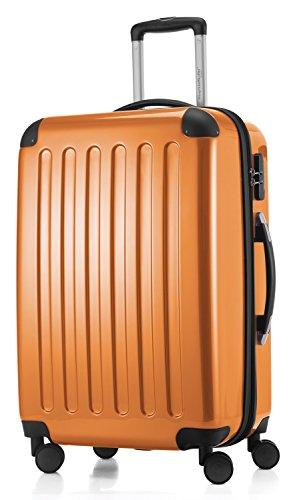 Hauptstadtkoffer Valigia, Orange (arancione) - 82782046