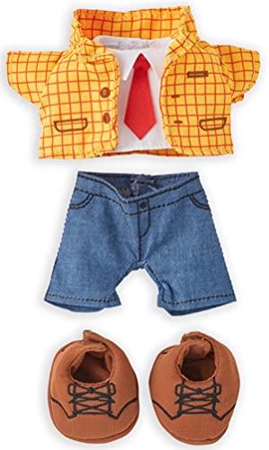 Disney Parks Exclusivo - NuiMOs - Conjunto coleccionable - Cowboy Woody