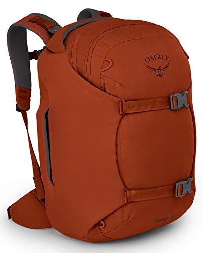Osprey - Porter 30, Umber Orange, One Size
