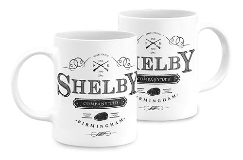 Caneca Peaky Blinders Shelby Company Limited