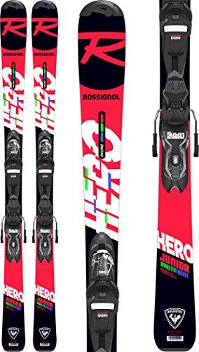 Rossignol Hero Jr 130-150 Xpress 7 Gw B8 Esquís con fijación, Niños,...