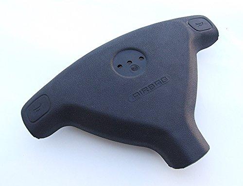 A1 Abdeckung Deckel AIRBAG Cover LENKRAD PASSGENAU Gummi Kunststoff