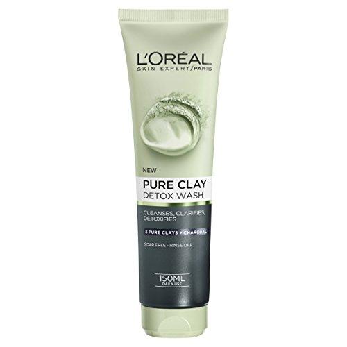 L'Oreal Paris Pure Clay Black Face Wash 150ml