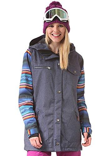 Damen Snowboard Jacke DC Falcon Jacket