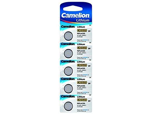 Camelion - CAMELION cR1620 pile bouton en lithium 3.0 v/mAh