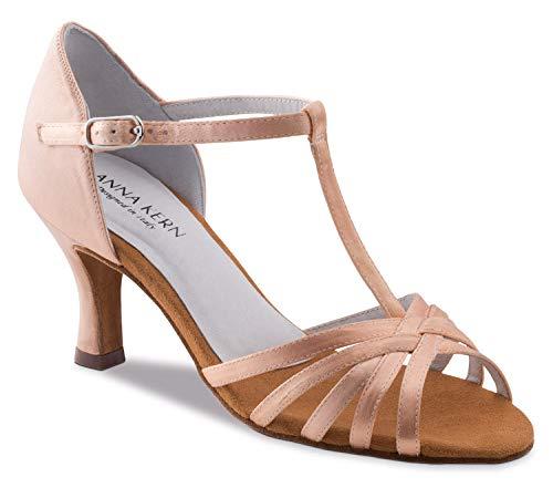 Anna Kern 470-60 - Zapatos de Baile para Mujer, Mujer, Zapatos de Baile, 470-60, Flesh, UK 6.5/EU (40 2/3)