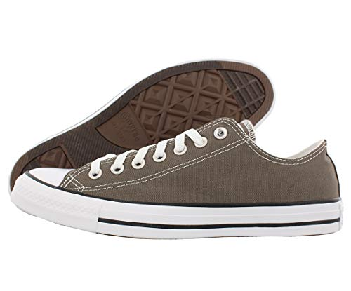 Converse Chuck Taylor Ct As Seasnl Ox Unisex Shoes Size 7.5, Color: Charcoal/White