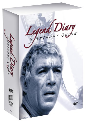 Legend Diary by Anthony Quinn (8 DVDs)