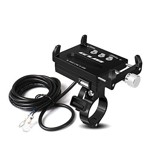 Midgard GUB-G85E Universal Motorrad Halterung für Handy, Smartphone, Navi usw.